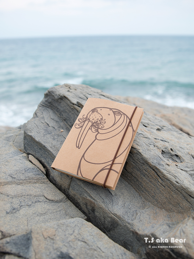 Notebook - Photography | Design | Handmade by T.S aka Bear [ Tiong-seah Yap ] © 2011 - 2016 All rights reserved