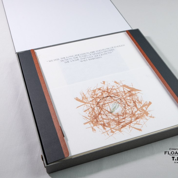 Art book - Conceptual sculpture - Floating Nests | 3 Min 57 s by Tiong-seah Yap [ T.S aka Bear ] Year 2018 © All rights reserved